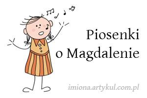 Piosenki o Magdalenie