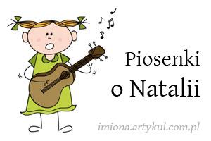 Piosenki o Natalii