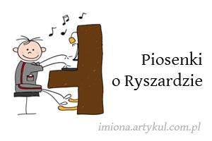 Piosenki o Ryszardzie