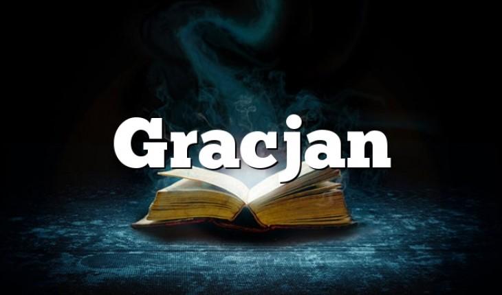 Gracjan