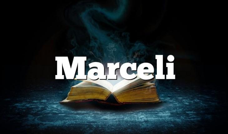 Marceli