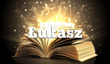 Łukasz