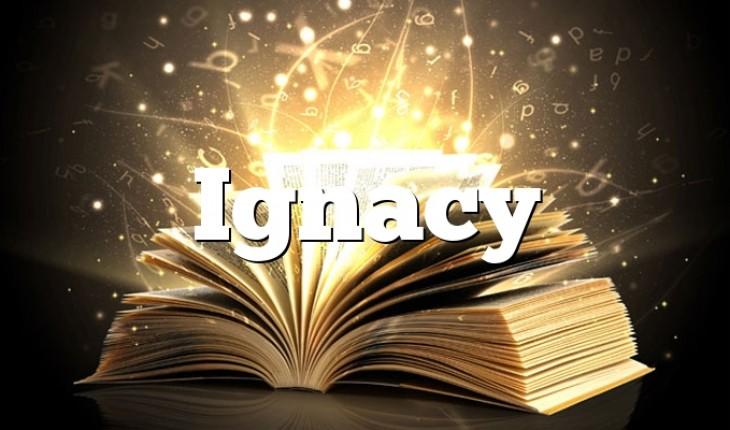 Ignacy