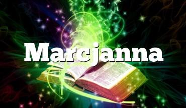 Marcjanna