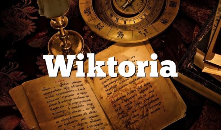 Wiktoria