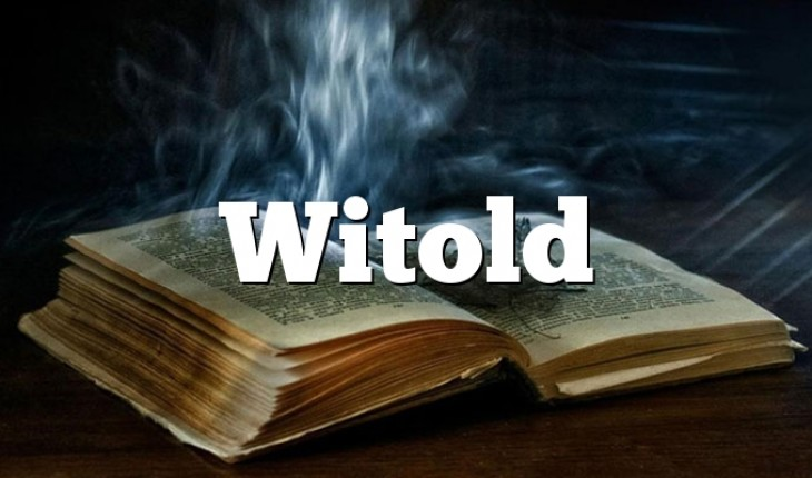 Witold