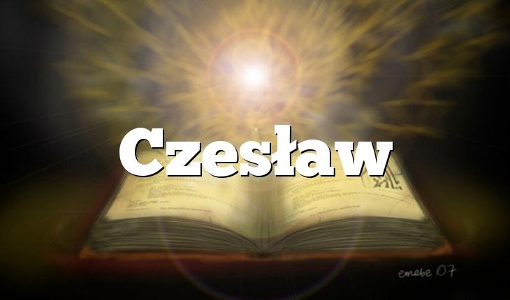 Czesław